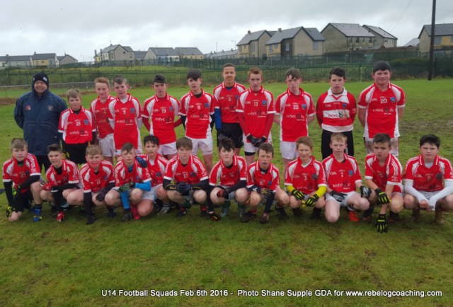 Feb 6 U14 Regional Football Cork (1)