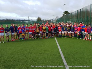 Open Session U13 Cork GAA Cork GAA Coaching