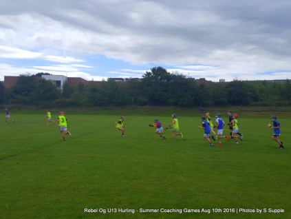 Rebel Og U13 Hurling Aug 10th 2016 (15)