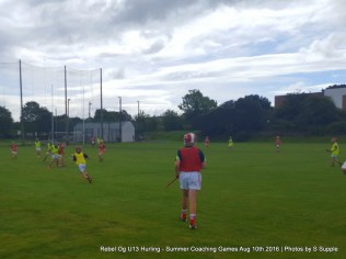Rebel Og U13 Hurling Aug 10th 2016 (4)