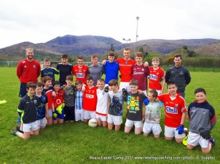 Beara Easter Camp