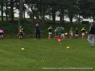newtownshandrum easter camp7jpg
