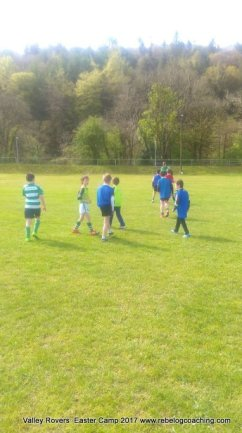 valley rovers easter camp 4