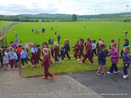 St Catherines Club Schools Camp May 2017 (1)