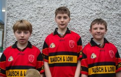 Waterford Hurling Winners – Dunhill National School.