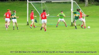 Cork Mid West U14 V Kerry North 8th July (24)
