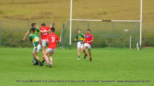 Cork Mid West U14 V Kerry North 8th July (3)