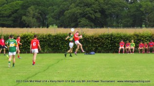 Cork Mid West U14 V Kerry North 8th July (33)
