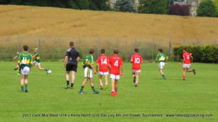 Cork Mid West U14 V Kerry North 8th July (7)
