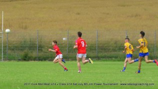 Cork Mid West V Clare 8th Jule (17)