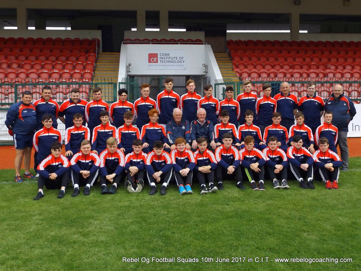Munster U14, U15 & U16 Inter County Championship - Rebel ...