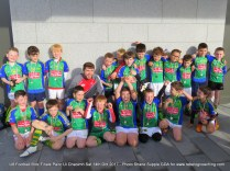Teams U8 Football Blitz Pairc Ui Chaoimh Oct 14th 2017 (3)