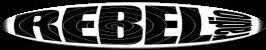 Small Rebel Logo – black