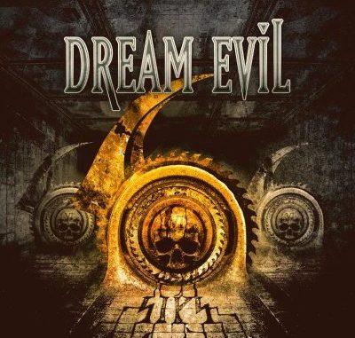 Dream Evil album cover for Antidote
