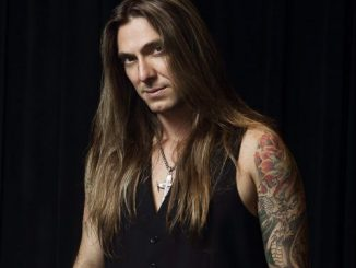 Edu Falaschi of Angra