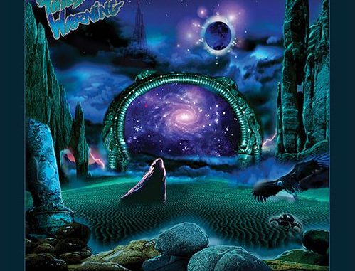 "Fates Warning ""Awaken the Guardian Live album cover"