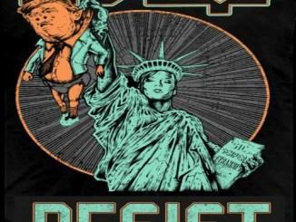 Otep - Resist poster