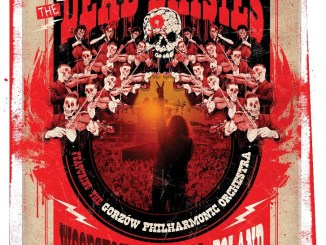 The Dead Daisies concert poster for Woodstock Festival Poland