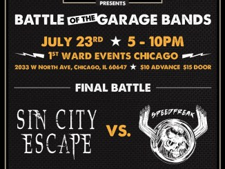 unsigned band search - Battle of the Garage Bands
