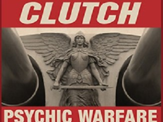 Clutch Psychic Warfare album cover