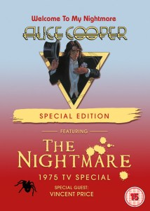Alice Cooper full promo poster