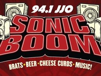 JJO Sonic Boom logo
