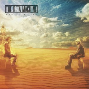 The Beta Machine new album cover