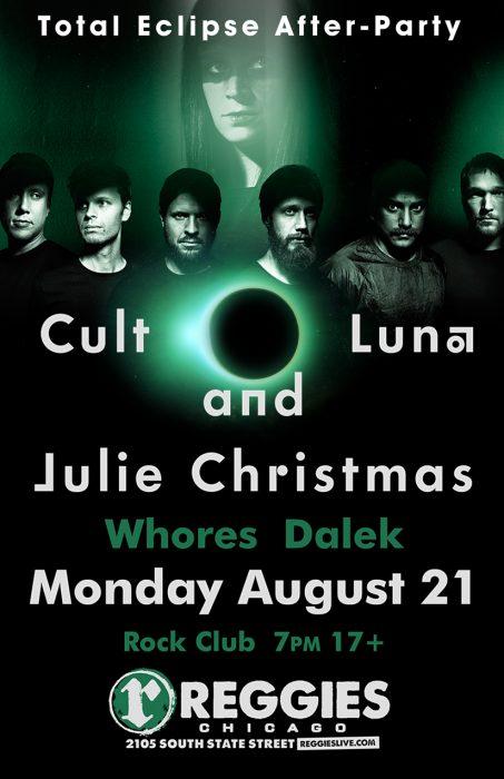 Cult of Luna concert poster