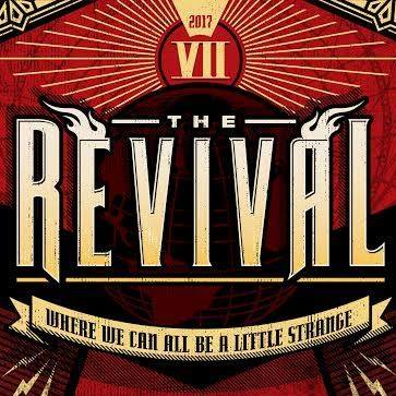 The Revival 2017 logo