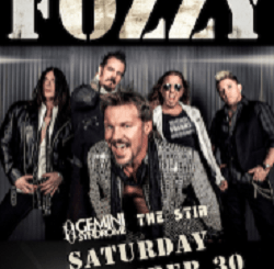Fozzy and Gemini Syndrome at Austin's Fuel Room in Libertyville