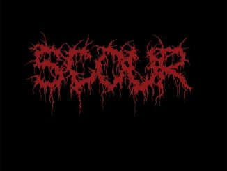 "Scour - cover of their ""Red"" LP"