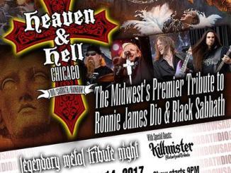 heaven & hell at Brat Stop in Kenosha, WI