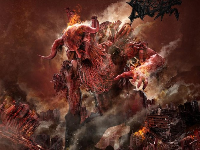 Kingdoms Disdained - the name for the new Morbid Angel album