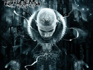 Evilheart album cover for Quinquaginta