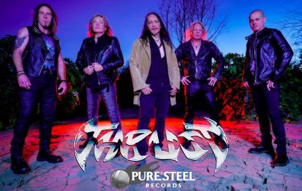 Thrust, now with Pure Steel Records