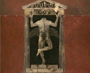 Behemoth album cover for 'Messe Noire'