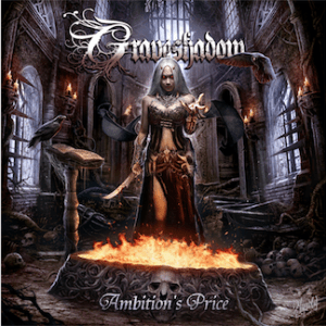 Graveshadow album cover for Ambition's Price