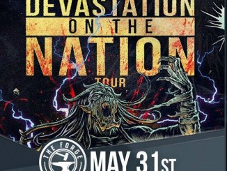 Devastation on the Nation at The Forge, May 31, 2018