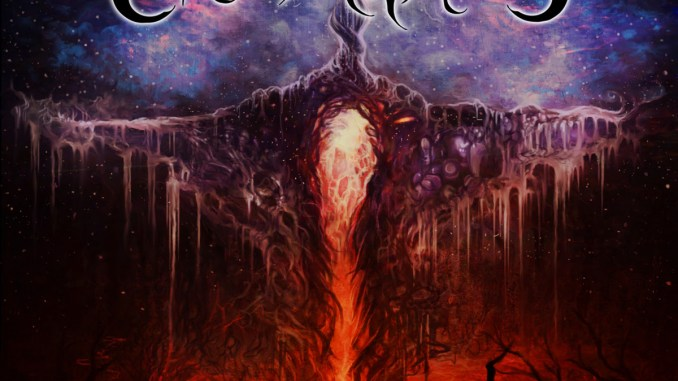 Monotheist - album cover for Scourge