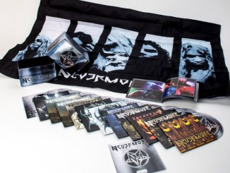 """Century Media Records releases """"The Complete Collection"""" by Nevermore,"""