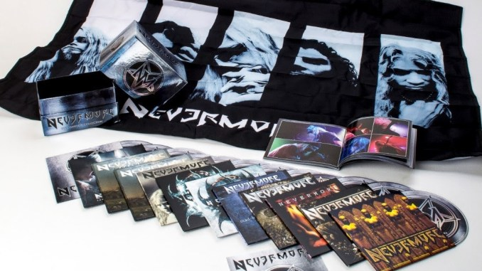 "Century Media Records releases ""The Complete Collection"" by Nevermore,"