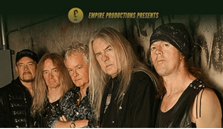Saxon at Reggies April 1, 2018