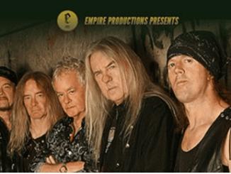 Saxon at Reggies April 1, 2018