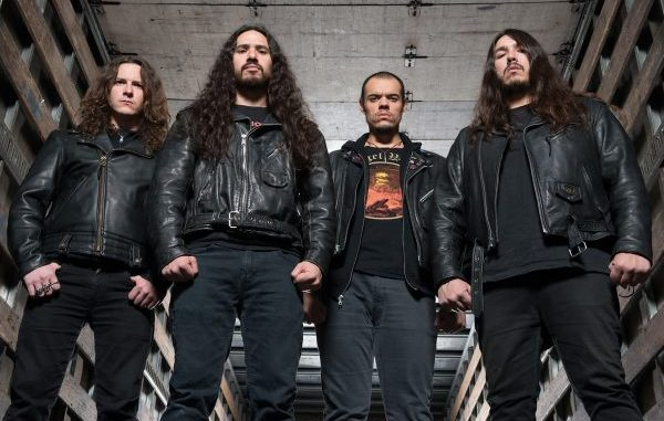"""Exmortus set June 8th for Release of """"The Sound of Steel"""""""