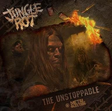 Jungle Rot Debuts New Video 'The Unstoppable'