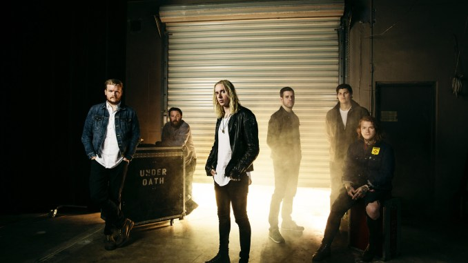 Underoath Releases Erase Me Album via Fearless Records