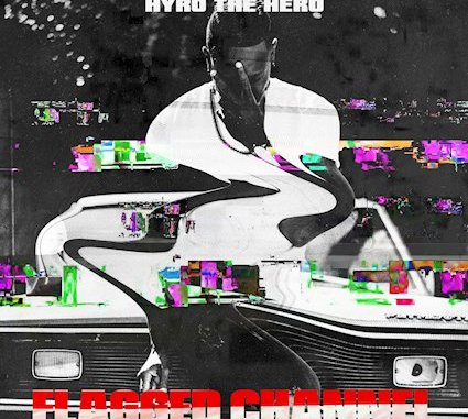 """Hyro the Hero album cover for """"Flagged Channel"""""""