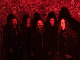 the absence confirms tour with Exmortus