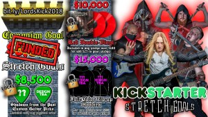 Lords of the Trident's Kickstarter