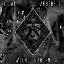 """RITUAL AESTHETIC, """"Wound Garden"""" album cover"""